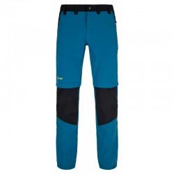 Kilpi Hosio-M tmavě modrá pánské odepínací turistické kalhoty