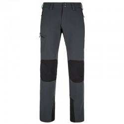 Kilpi Tide-M tmavě šedá 2020 pánské turistické kalhoty
