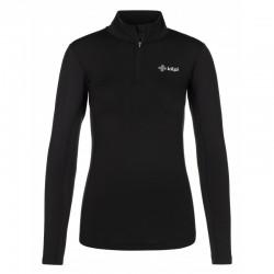 Kilpi Wilke-W černá dámské triko dlouhý rukáv