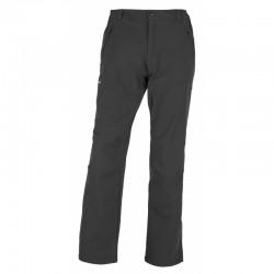 Kilpi Lago-M tmavě šedá pánské outdoorové turistické kalhoty SIBERIUM SRC WB