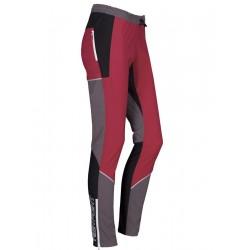 High Point Gale Lady Pants brick red/iron gate/black dámské softshellové kalhoty