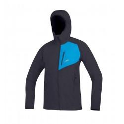 Direct Alpine Dru Light anthracite/ocean pánská softshellová bunda