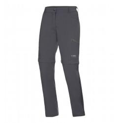 Direct Alpine Beam Lady 2.0 anthracite/grey dámské odepínací turistické kalhoty