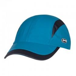 Kilpi Mind-U modrá unisex sportovní funkční rychleschnoucí kšiltovka
