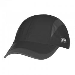 Kilpi Mind-U černá unisex sportovní funkční rychleschnoucí kšiltovka